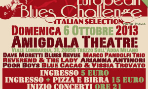European Blues Challenge - Italian selections